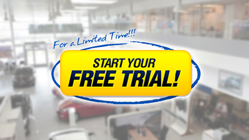 Free trial of automotive phone training.
