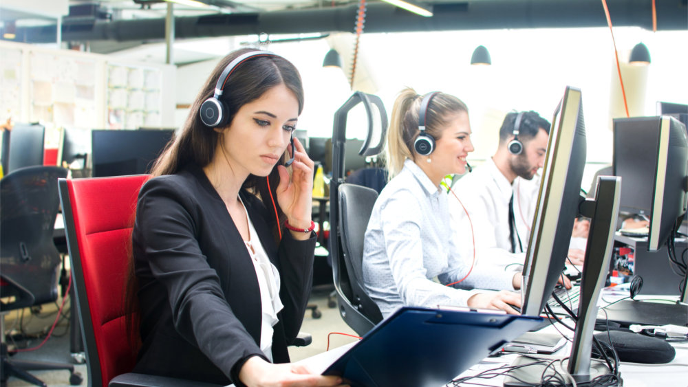 Professional phone training for automotive dealerships