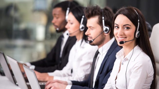 Automotive phone training for sales and service