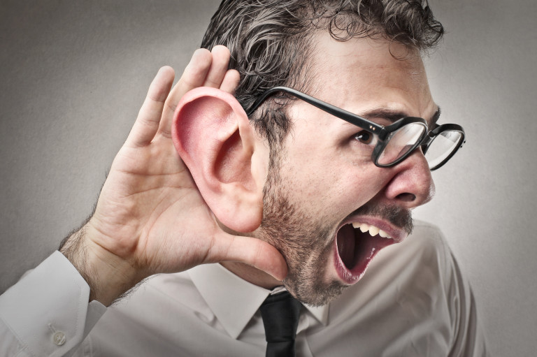 "Listening, the ""Lost Art"""